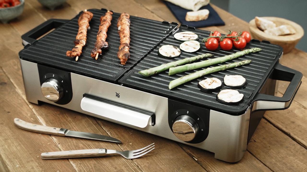 Wmf Elektrogrill Mit Standfuß : Wmf lono master grill für innen außen w page u qvc